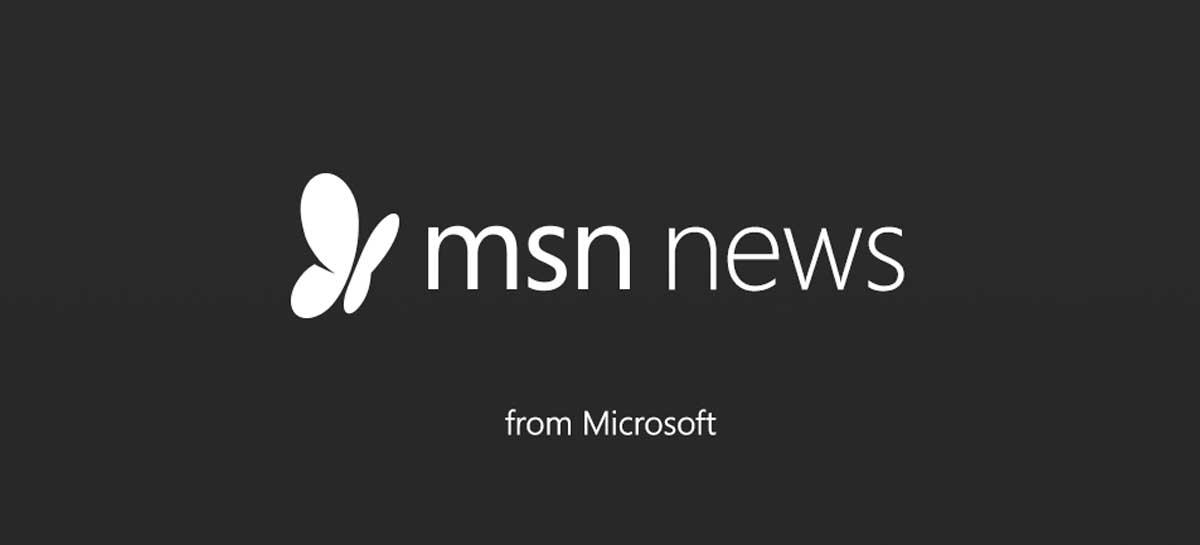 Microsoft está substituindo jornalistas do MSN por IA