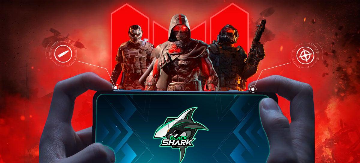 Testamos o Black Shark 4, celular gamer da Xiaomi com boas especificações e preço intermediário