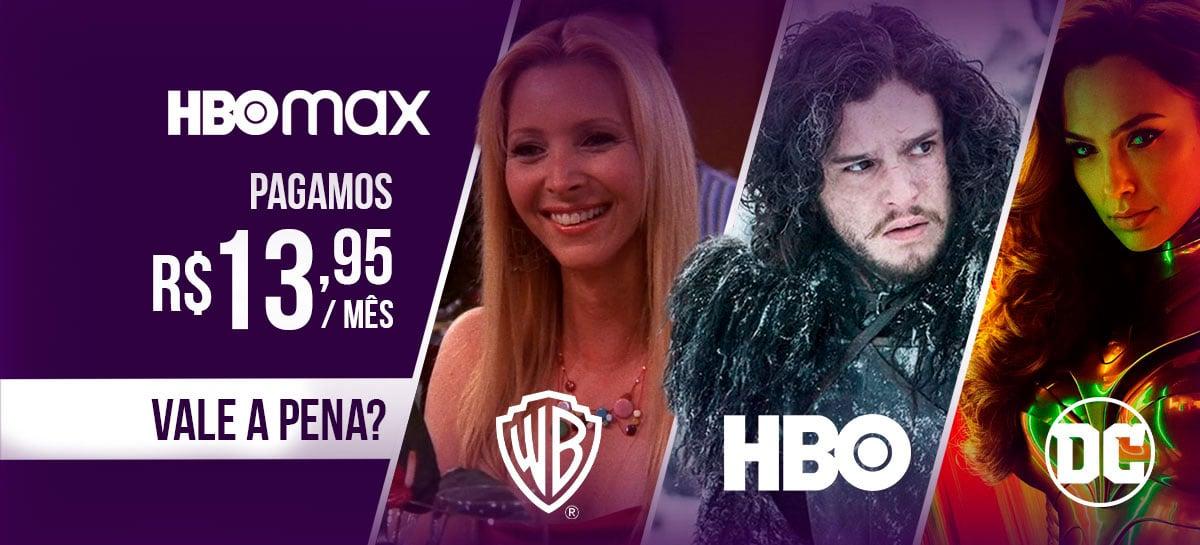 Assinamos o HBO Max com 50% de desconto. Saiba como e conheça o novo serviço de streaming