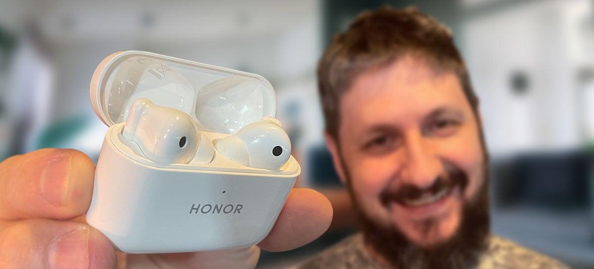 Testamos o HONOR Earbuds 2 Lite: um FONE TWS custo-benefício à la Apple Airpods