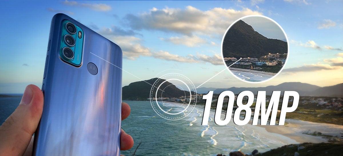 Hands-on do Moto G60: câmera de 108MP, tela de 120Hz e bateria de 6.000 mAh são os destaques