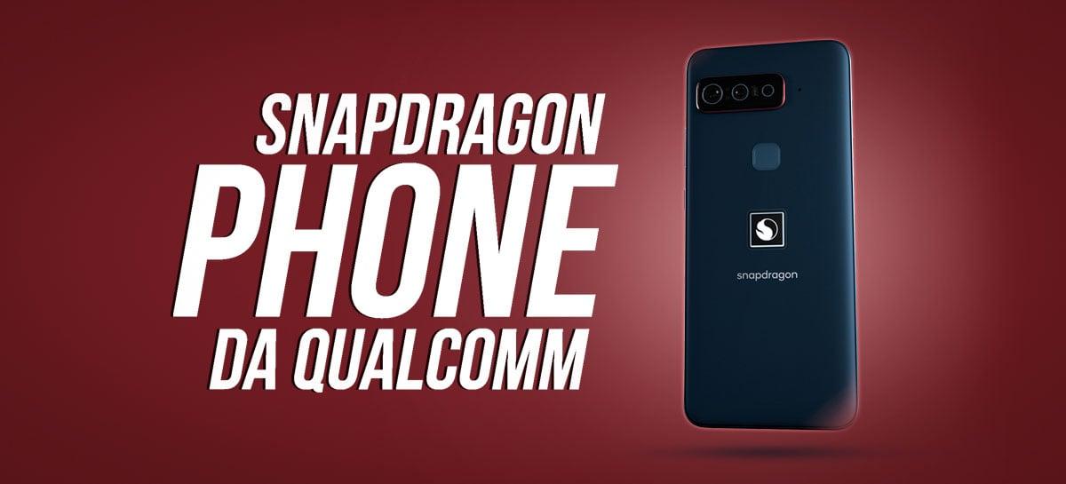 Vem aí o Snapdragon Phone: primeiro smartphone da Qualcomm