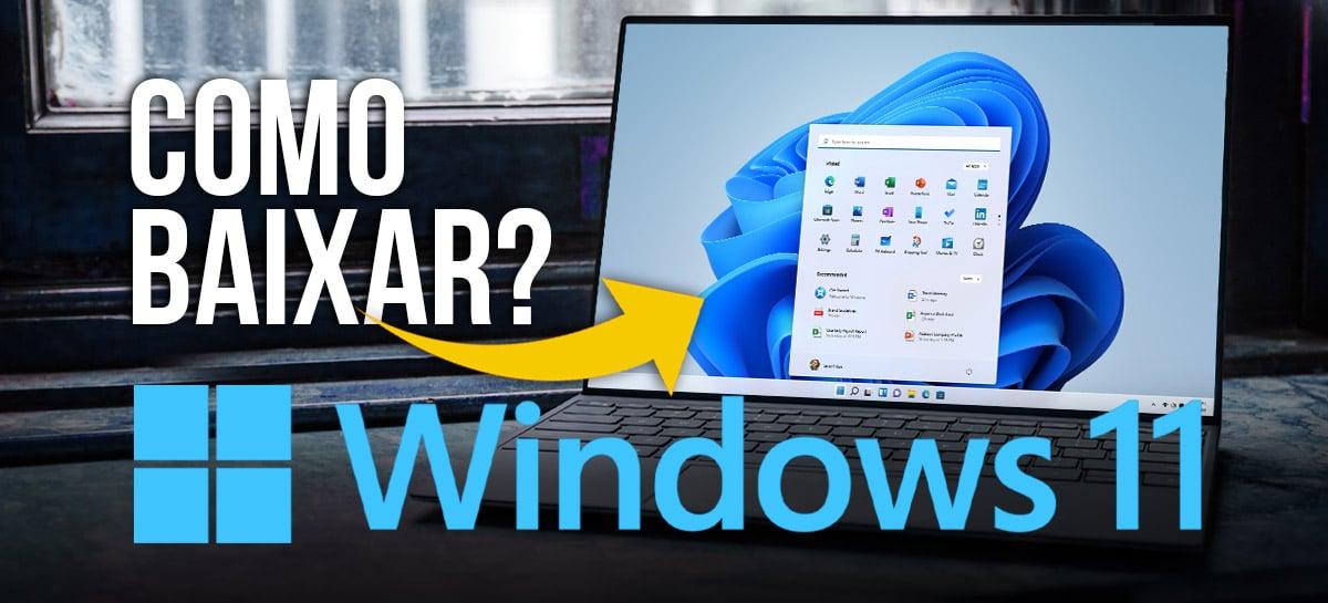 Microsoft libera primeira versão estável do Windows 11; veja como baixar