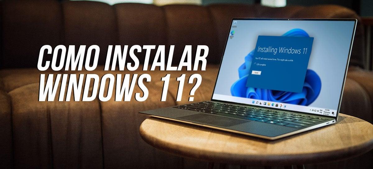 Veja como baixar e instalar o Windows 11 [Programa Insider]