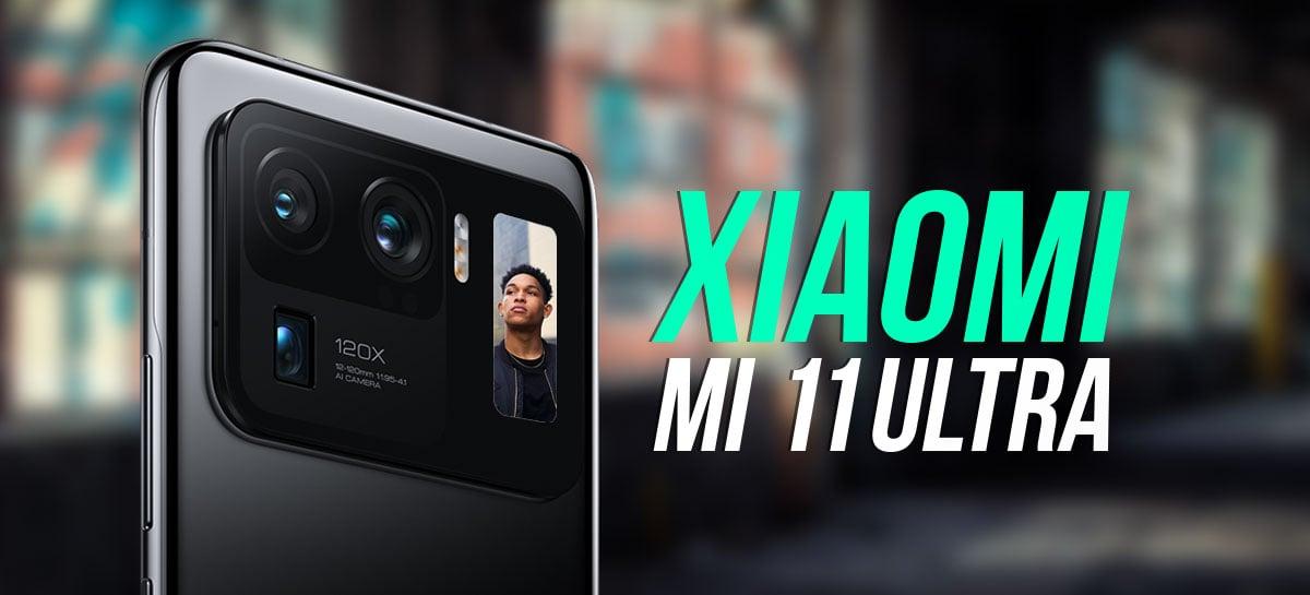 Xiaomi Mi 11 Ultra: zoom de 120x e os principais detalhes sobre o topo de linha