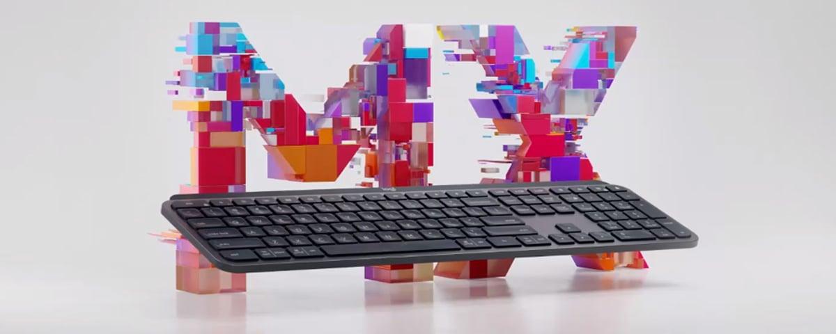 Teclado MX KEYS e Mouse MX ANYWHERE 3 da Logitech!