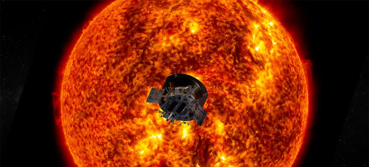 Sonda da NASA é o objeto mais rápido já criado por humanos