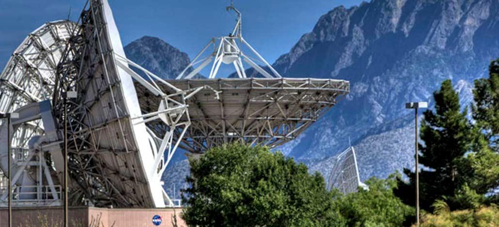 A NASA estáfazendo a atualização de seu ISS para até 600 megabits por segundo