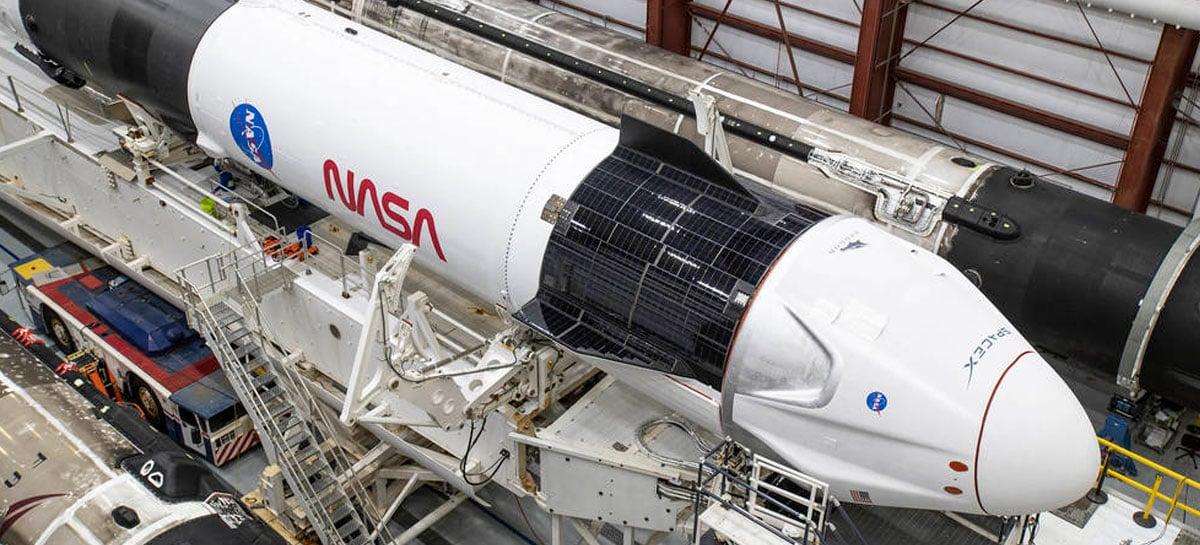 SpaceX Crew Dragon já está certificada para fazer missões regulares ao espaço