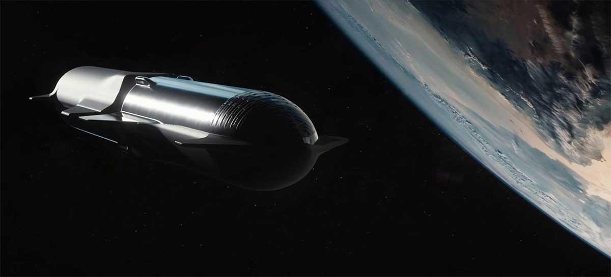 SpaceX ganha US$ 53 milhões da NASA para testar reabastecimento orbital