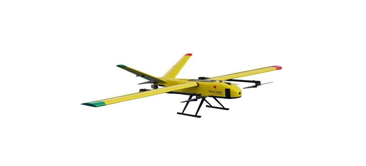 Brasil tem primeiro drone 100% conectado à tecnologia 5G
