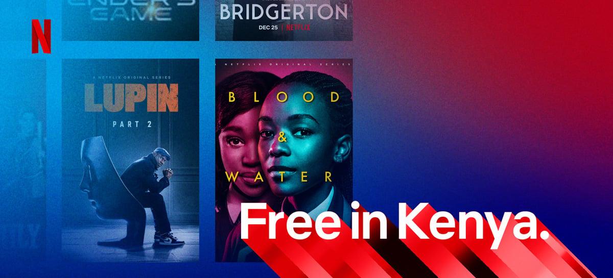 Netflix grátis? Empresa testa versão gratuita do serviço na África