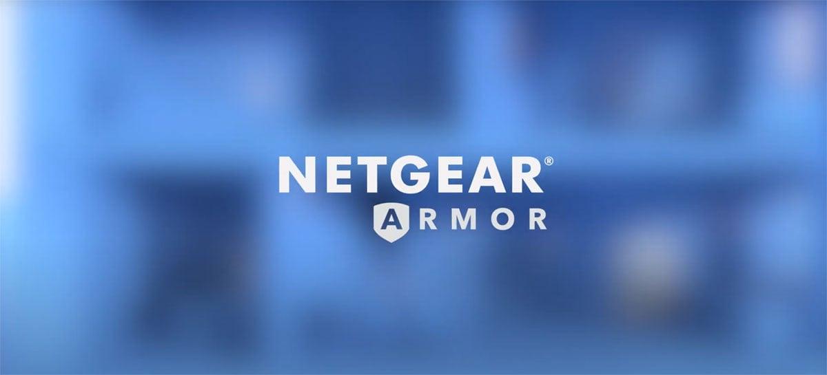 Tecnologia de segurança Netgear Armor chega a Roteadores com WiFi 6 e sistemas Mesh