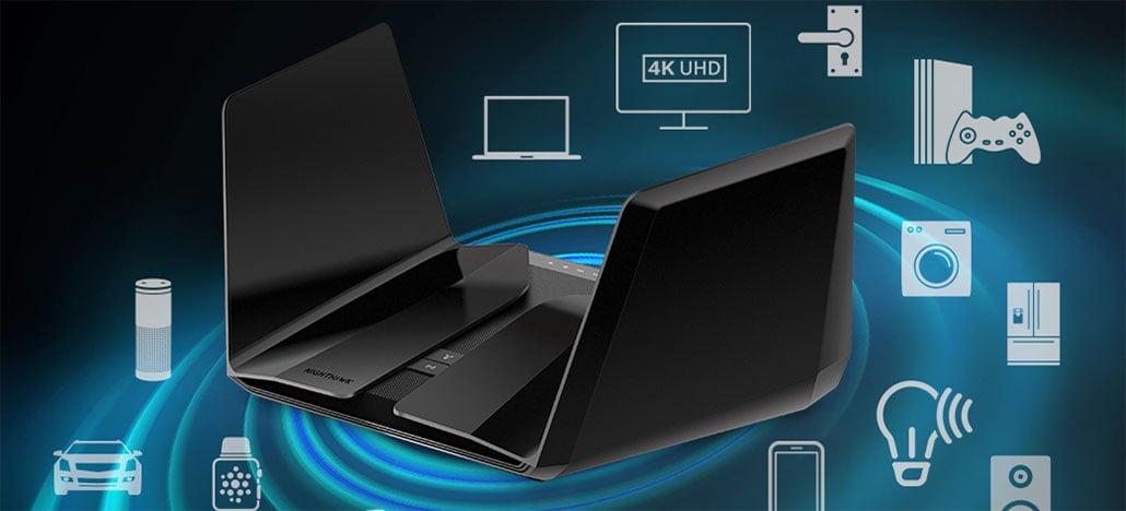 Netgear anuncia roteador topo de linha Nighthawk AX12 com Wi-Fi 6 e triple-band