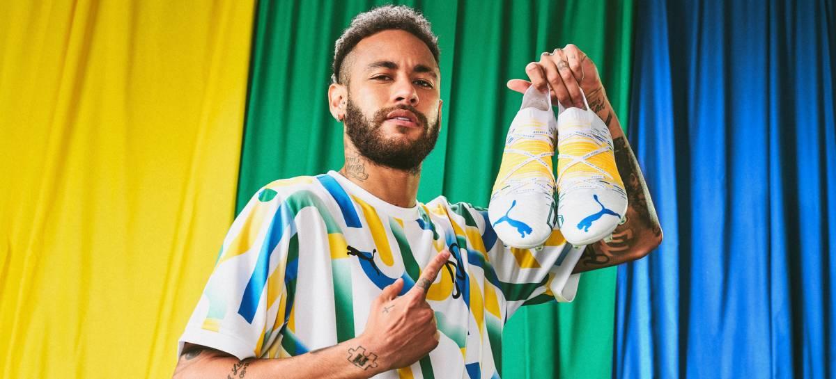 Neymar é o brasileiro com post mais caro no Instagram
