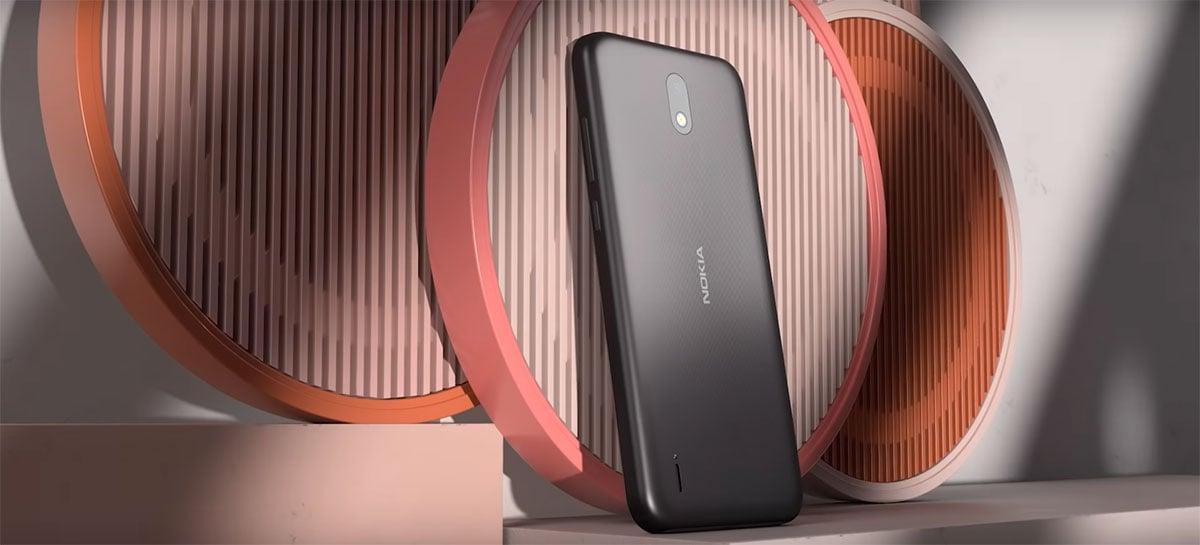 Nokia 1.3 é o primeiro celular com Android Go a trazer Camera Go