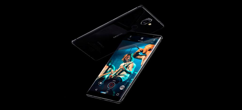 Nokia 8 Sirocco traz câmera dupla, acabamento metálico e formato curvado