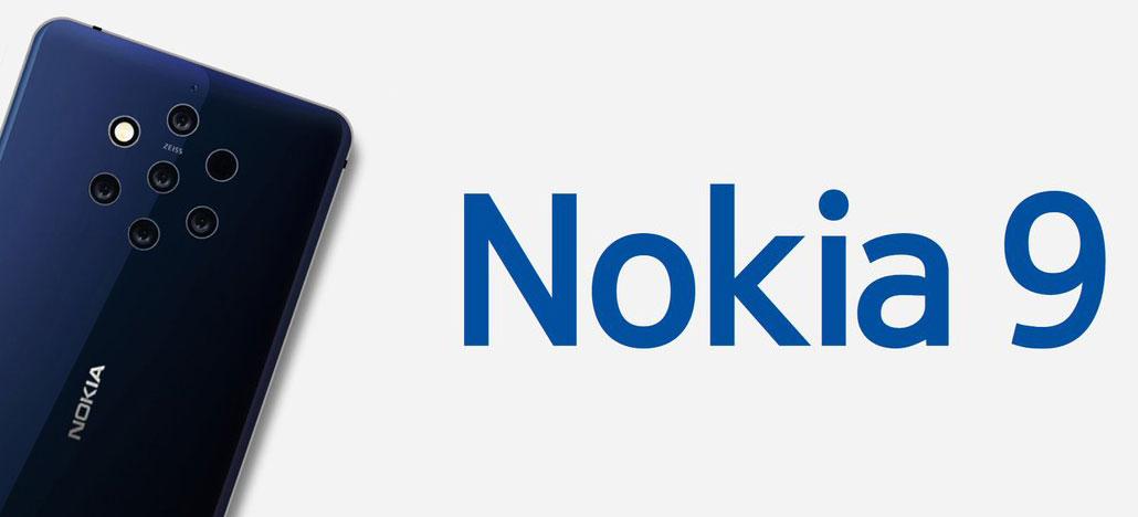 Smartphone de cinco câmeras, Nokia 9 pode ser lançado em 2019 [Rumor]