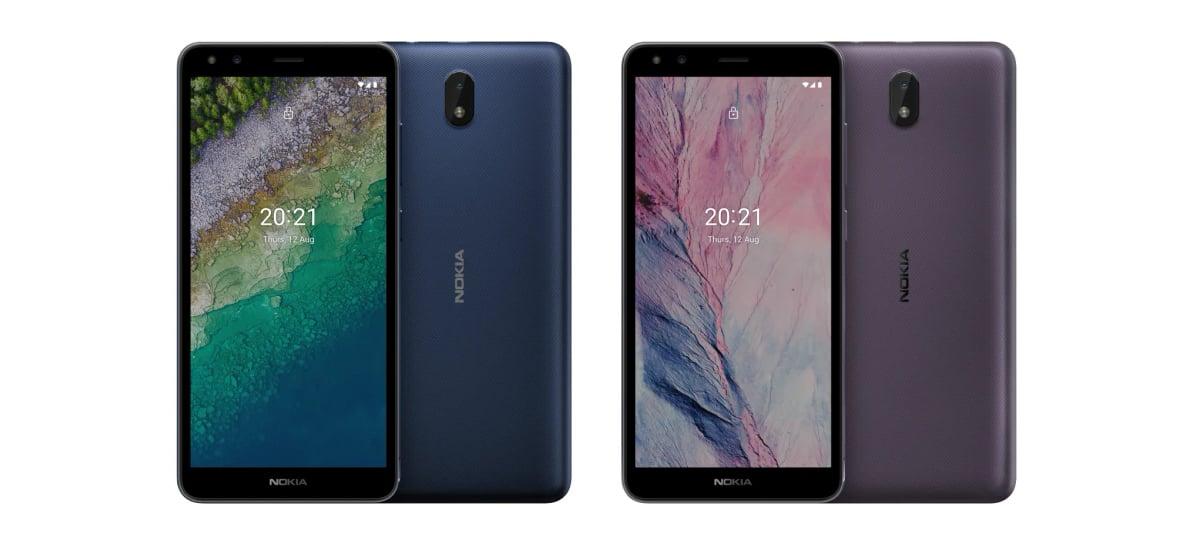 Celular Nokia C01 Plus chega com Android 11 Go, até 2GB de RAM e preço acessível