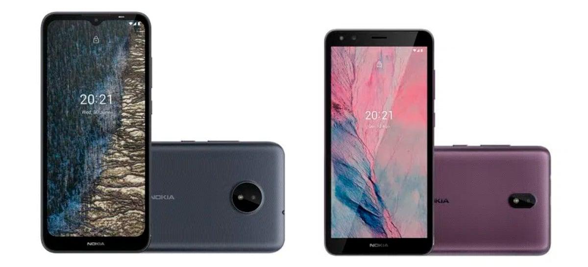 Smartphones Nokia C20 e Nokia C01 Plus já estão à venda no Brasil via Multilaser