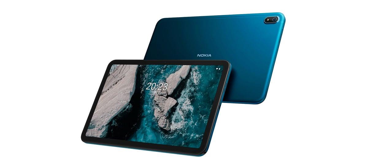 Nokia lança tablet T20: display 2K e 3 anos de atualizações garantidas