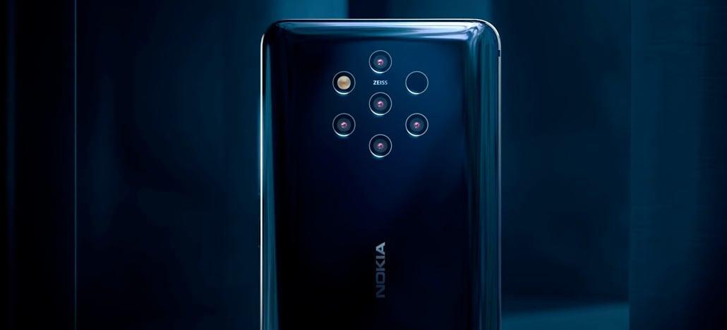 Divulgadas primeiras fotos tiradas com o Nokia 9 PureView