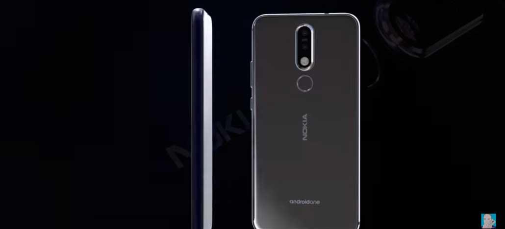 Vídeo conceito do Nokia 6.2 mostra smartphone com furo na tela e lentes duplas Zeiss