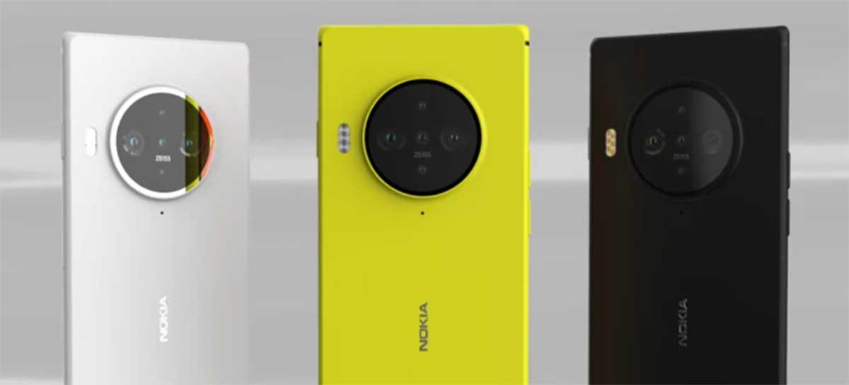 Nokia 9.3 PureView com filmagem em 8K pode chegar ainda em 2020