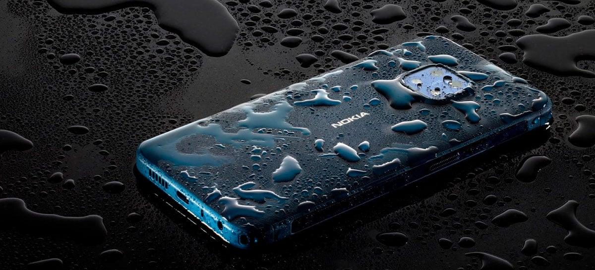 Nokia XR20 - Veja imagem do smartphone resistente