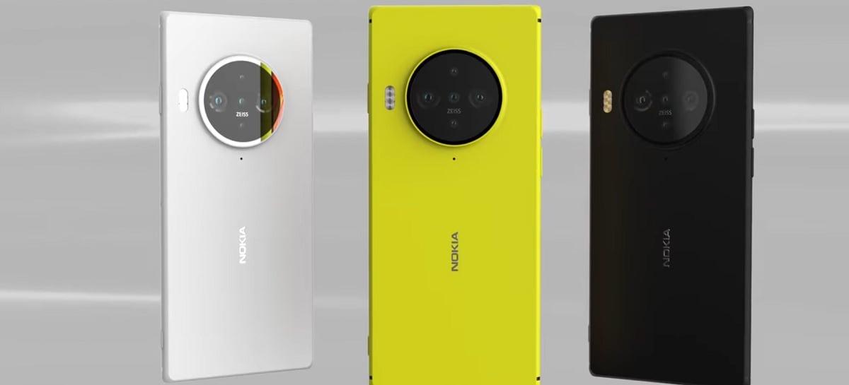 Nokia 9.3 PureView grava vídeos em 8K com modos Pro e Night aprimorados [rumor]