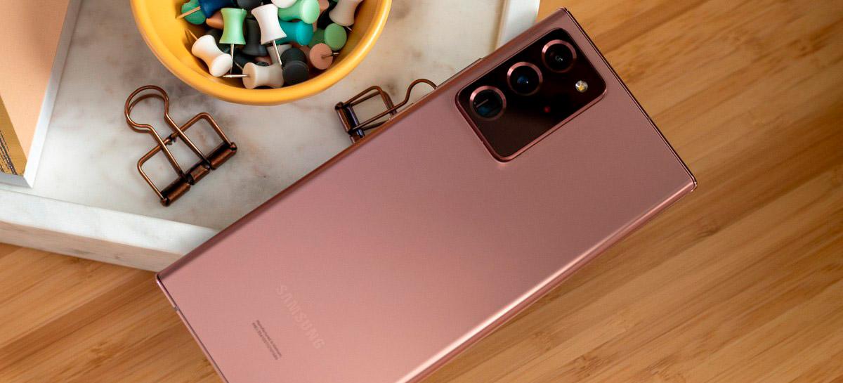 Samsung pode matar linha Galaxy Note e trazer S Pen no S21 e Fold 3