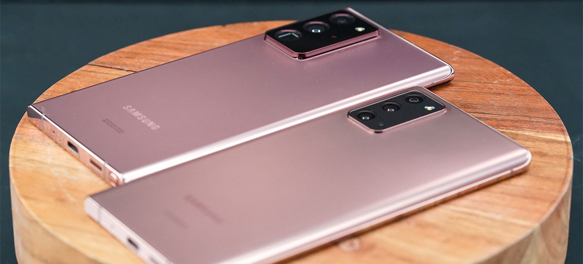 Samsung pode não lançar Galaxy Note em 2021 devido a falta de chips
