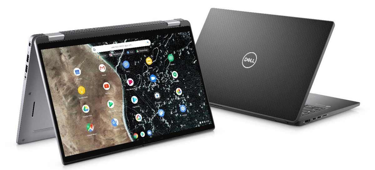 Dell lança Latitude 7410 Enterprise, Chromebook premium para uso profissional