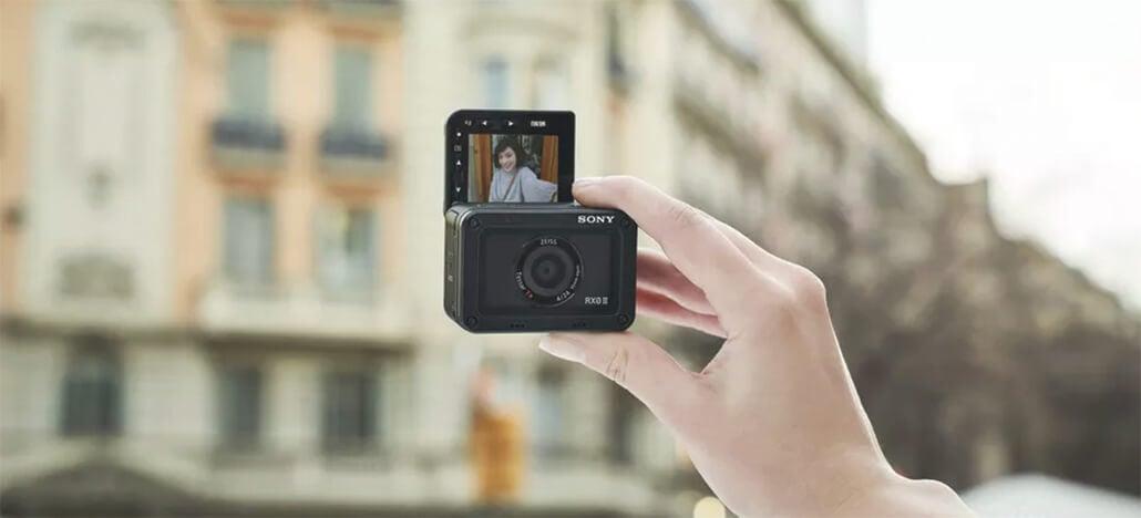 RX0 II, nova câmera de ação da Sony, chegará em abril por US$700
