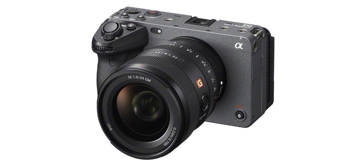 Nova câmera Sony FX3 tem visual e especificações vazadas