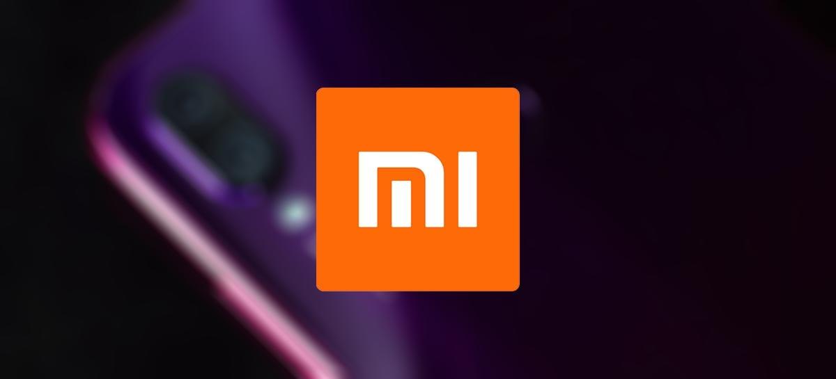 Nova patente da Xiaomi mostra smartphone com câmera removível