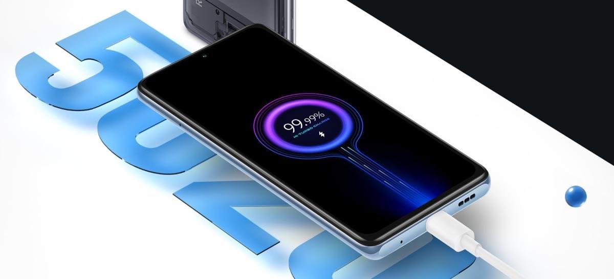Novo carregador da Xiaomi deve apresentar velocidades recorde