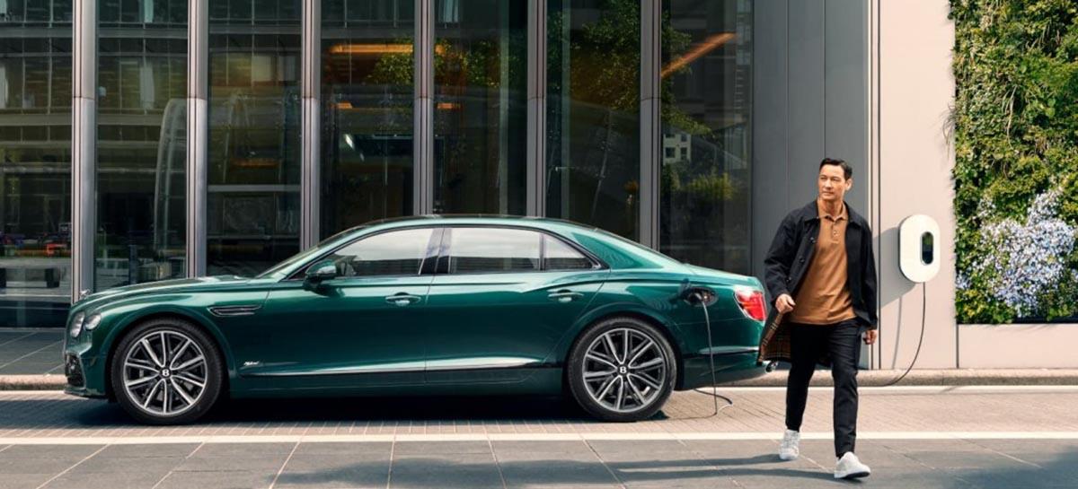 Novo carro híbrido da Bentley pode percorrer até 40 km no modo elétrico