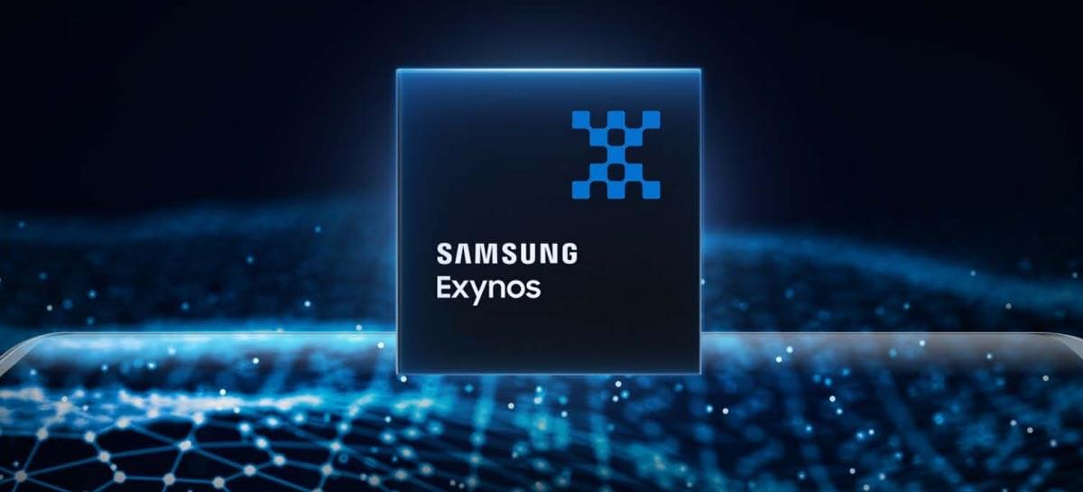 Samsung apresentará seu novo processador Exynos em 12 de janeiro