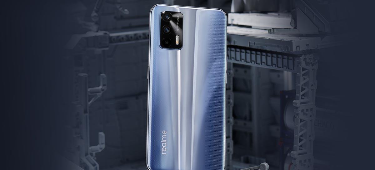 Novo Realme GT 2 deve vir com o novo processador Snapdragon 895
