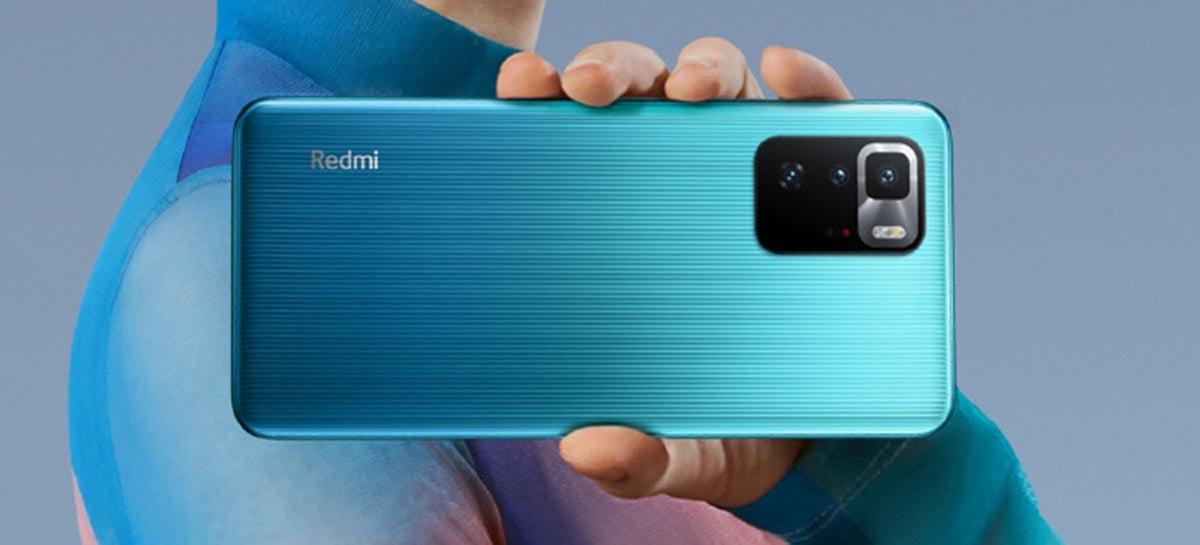 Novo Redmi Note 10 terá uma tela com atualização de 120 Hz adaptativo