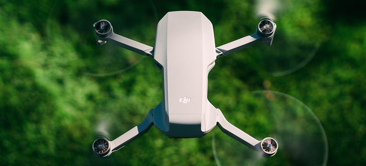 Novo report diz que DJI tem 87% do mercado de drones para consumidores