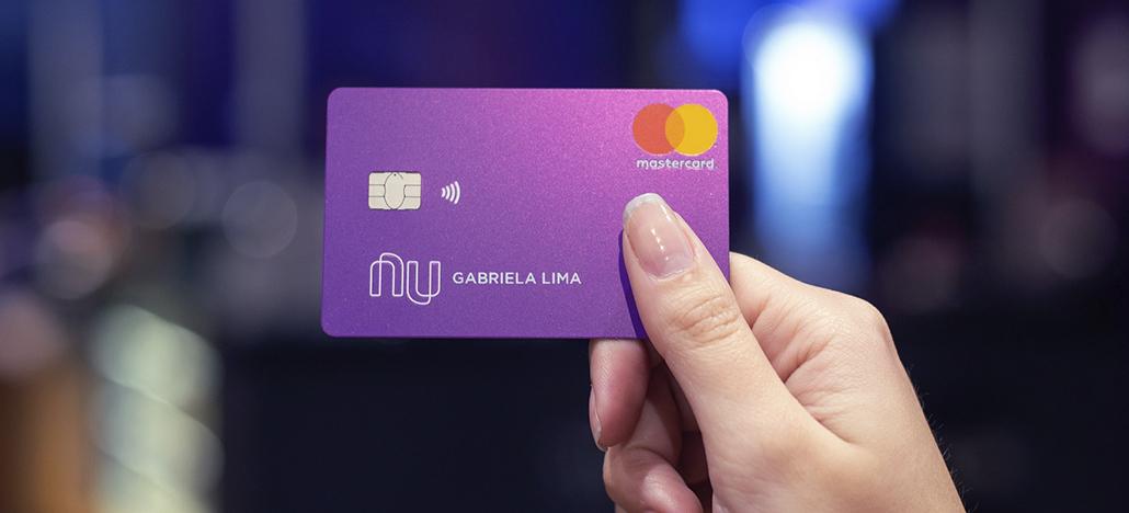 Nubank passará a ter cartão de débito e saque terá tarifa de R$6,50