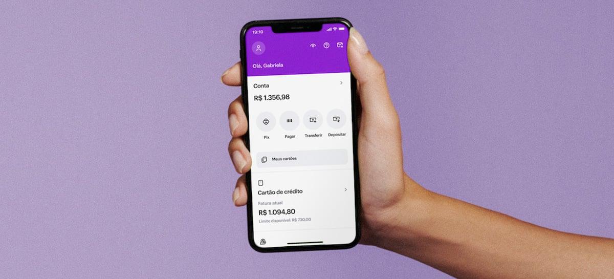 Nubank lança nova interface no app; veja o que mudou