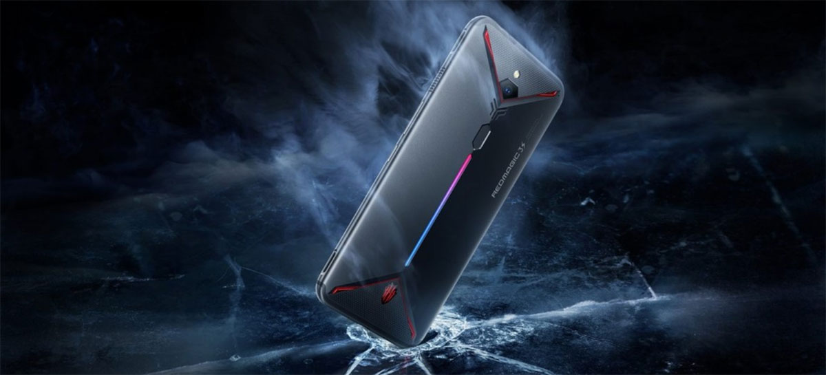 Nubia Red Magic 5G deverá ter carregador de 80W [Rumor]