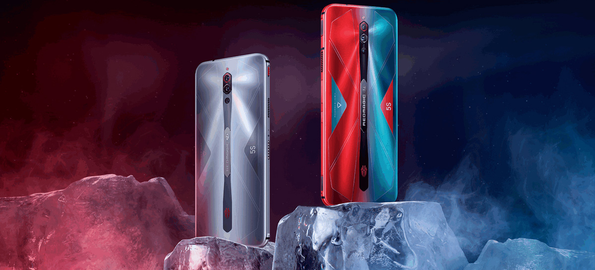 Celular gamer Nubia Red Magic 5S chega com Snapdragon 865 e GPU Boost