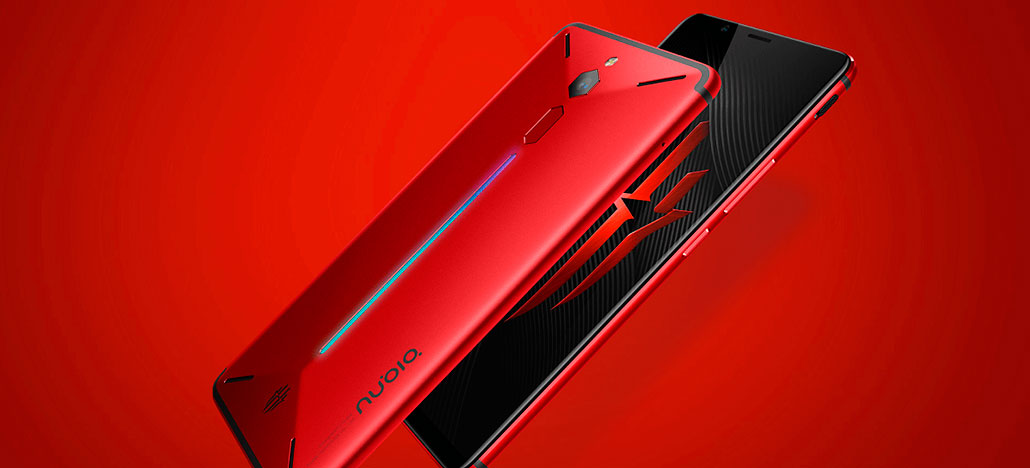 Nubia Red Magic 2 pode vir com botões extra para games