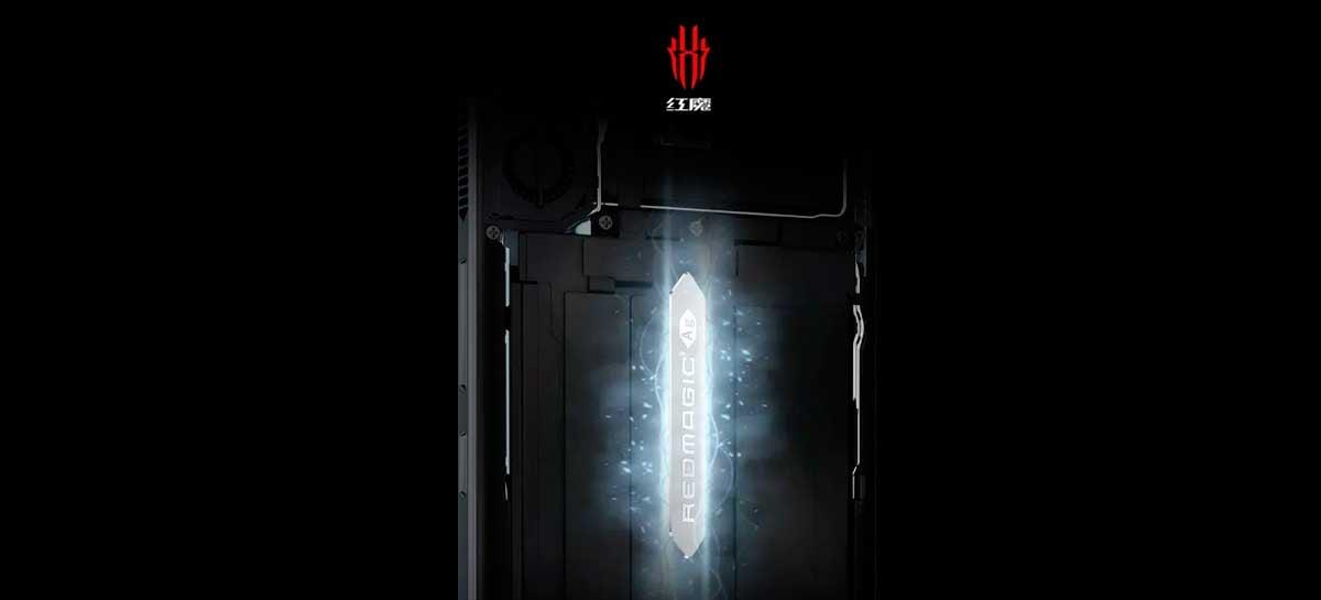 Nubia Red Megic 5S será apresentado em 28 de julho