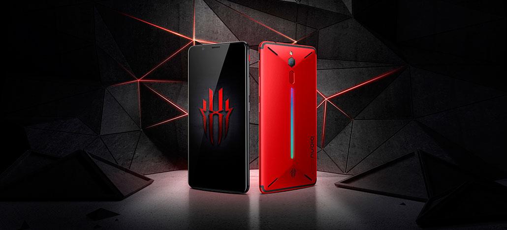 10 mil unidades do Smartphone gamer Nubia Red Magic são vendidas em 37 segundos