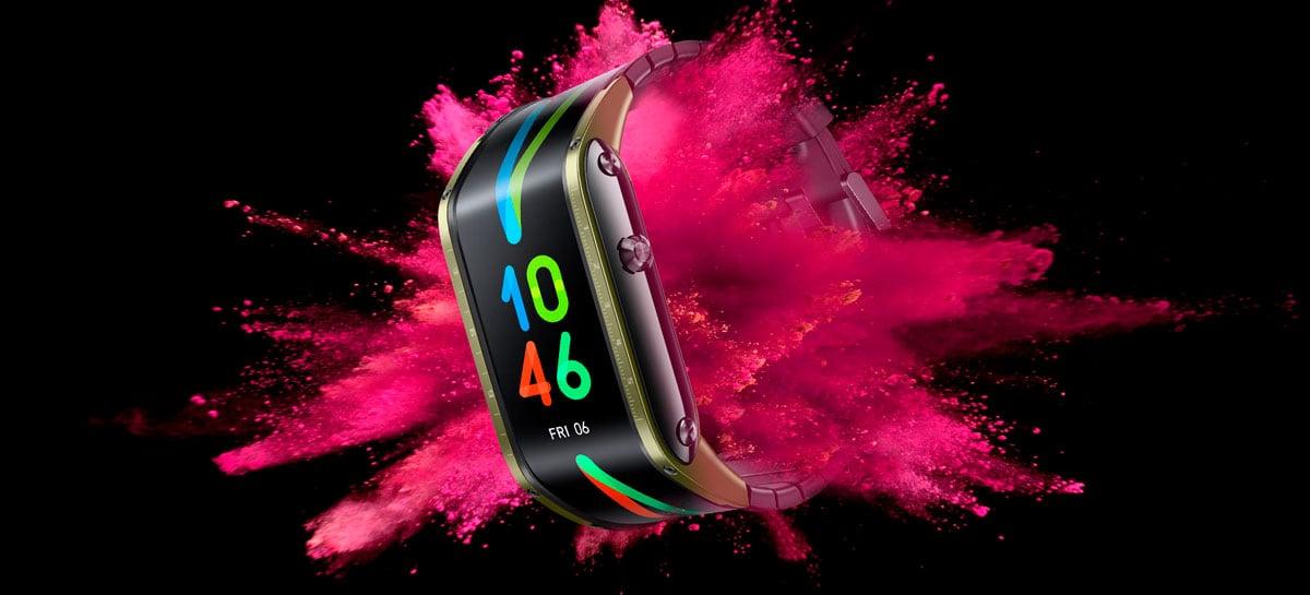 Nubia Watch começa a ser enviado e pode ser comprado por US$ 400